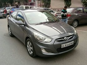Hyundai Verna 1.4 CRDi 2014 for sale