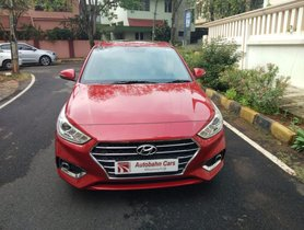 Hyundai Verna 2017 for sale