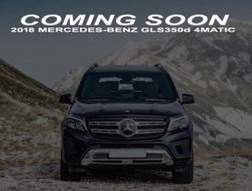 Used 2018 Mercedes Benz GLS for sale