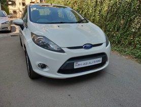 Ford Fiesta Petrol Titanium for sale