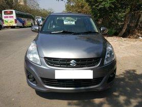 Used Maruti Suzuki Dzire 2014 car at low price