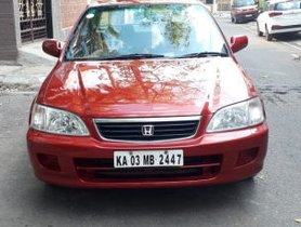 2002 Honda City for sale at low price