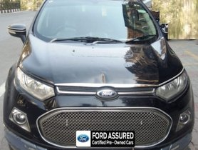 Used Ford EcoSport 1.5 Diesel Titanium 2014 for sale