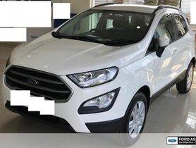 Ford EcoSport 1.5 Petrol Titanium 2018 for sale