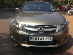 Honda Accord 2.4 MT 2010 for sale