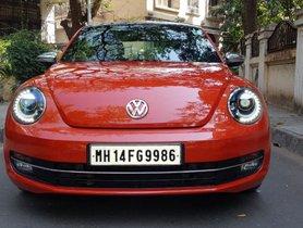 2016 Volkswagen Beetle for sale