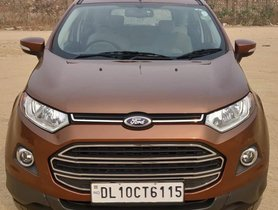 Ford EcoSport 1.5 Ti VCT AT Titanium 2016 by owner
