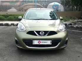 Used Nissan Micra XV CVT 2014 for sale