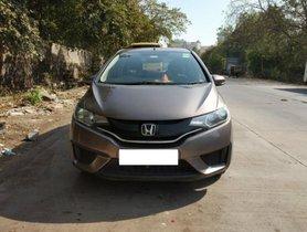 Used Honda Jazz V CVT 2015 for sale