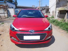 Used Hyundai Elite i20 1.2 Asta Option 2017 for sale