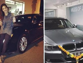 [Celebrity Car Collection] Bollywood Actresses' Luxury Cars Collection