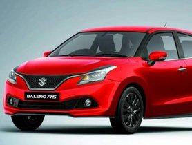 2019 Maruti Suzuki Baleno facelift: Variant Explain