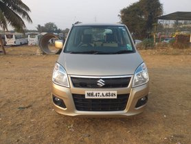 Maruti Wagon R VXI BS IV 2015 for sale