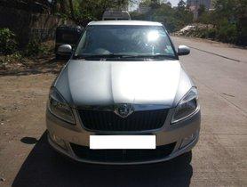 Used Skoda Fabia 2010-2015 car at low price