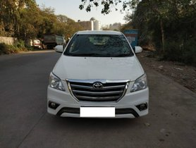 Used Toyota Innova 2015 car at low price