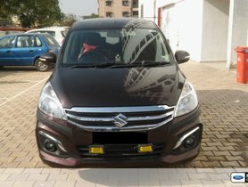 Used Maruti Suzuki Ertiga VXI 2017 for sale
