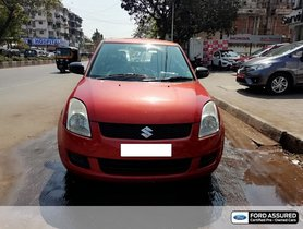 Used Maruti Suzuki Swift car 2010 for sale at low price