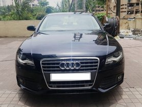 Used Audi A4 2.0 TFSI 2010 for sale