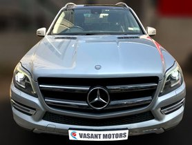 Mercedes-Benz GL-Class 350 CDI Blue Efficiency 2013 for sale