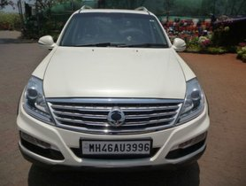 2016 Mahindra Ssangyong Rexton for sale at low price
