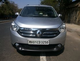 Used Renault Lodgy car 2015 for sale at low price