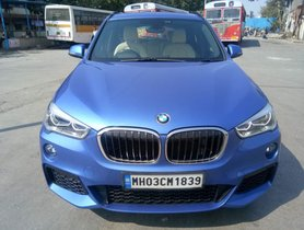 Used BMW X1 2017 car at low price
