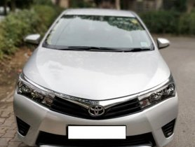 Used 2015 Toyota Corolla Altis for sale
