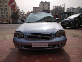 Used Maruti Suzuki Baleno 2003 car at low price