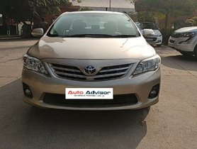 2012 Toyota Corolla Altis for sale at low price