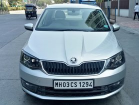 2017 Skoda Rapid for sale at low price