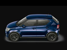 Maruti Ignis Facelift Launched Tomorrow – Here Are The Expected Changes