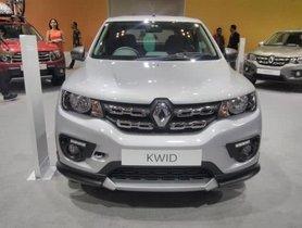 Renault Kwid EV Looks Distinctive In The Latest Rendering