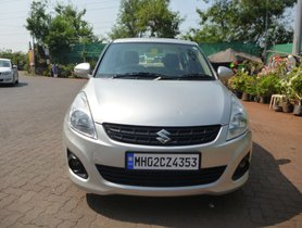 Used Maruti Suzuki Dzire VXI 2013 for sale