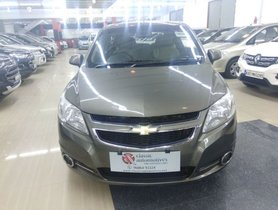 Chevrolet Sail Hatchback 1.3 TCDi LS ABS 2015 for sale