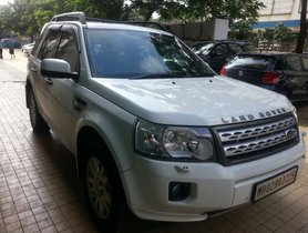 Used Land Rover Freelander 2 HSE SD4 2011 for sale