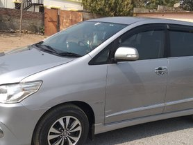 Used Toyota Innova 2004-2011 car 2015 for sale at low price