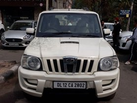 Mahindra Scorpio 2009-2014 SLE 7S BSIII 2012 for sale