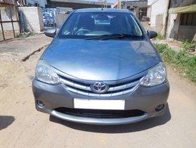 2013 Toyota Platinum Etios for sale