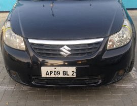 2007 Maruti Suzuki SX4 for sale at low price