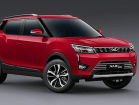 Mahindra XUV300 Electric Offers a Driving Range of up to 350-400 km