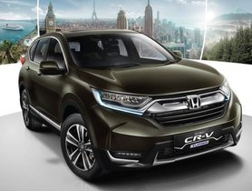 Hi-tech Features On The  New Honda CR-V That You Should Know Of
