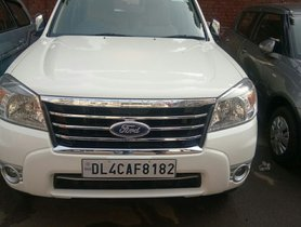 Used Ford Endeavour car 2011 for sale at low price