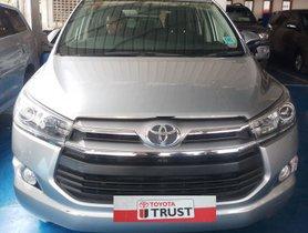 Toyota Innova Crysta 2.4 VX MT 2016 for sale