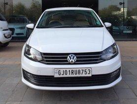 Volkswagen Vento 1.5 TDI Comfortline AT 2016 for sale