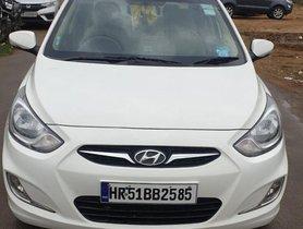 Used Hyundai Verna car 2014 for sale at low price
