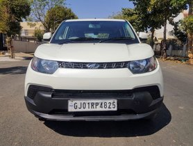 Used Mahindra KUV100 car 2016 for sale at low price