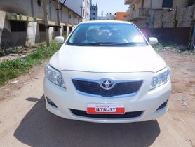 Used Toyota Corolla Altis Diesel D4DG 2011 for sale