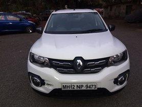 Renault KWID 1.0 RXT Optional 2017 for sale