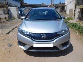 Used Honda Jazz 2017 car at low price