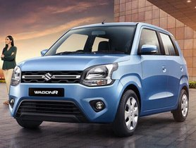 2019 Maruti WagonR Review: What Is New In This Big New WagonR?